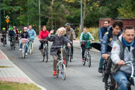 Na grodziskim rajdzie rowerowym frekwencja dopisała [FOTO] - Grodzisk News