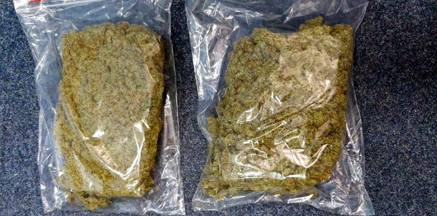 Podejrzany o przemyt marihuany z Hiszpanii zatrzymany w Brwinowie - Grodzisk News