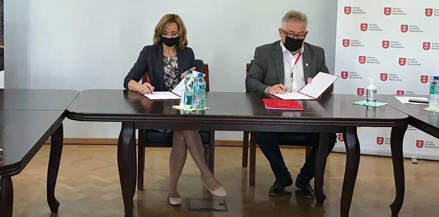 Umowa na przebudowę Siennej i Jordanowickiej podpisana - Grodzisk News