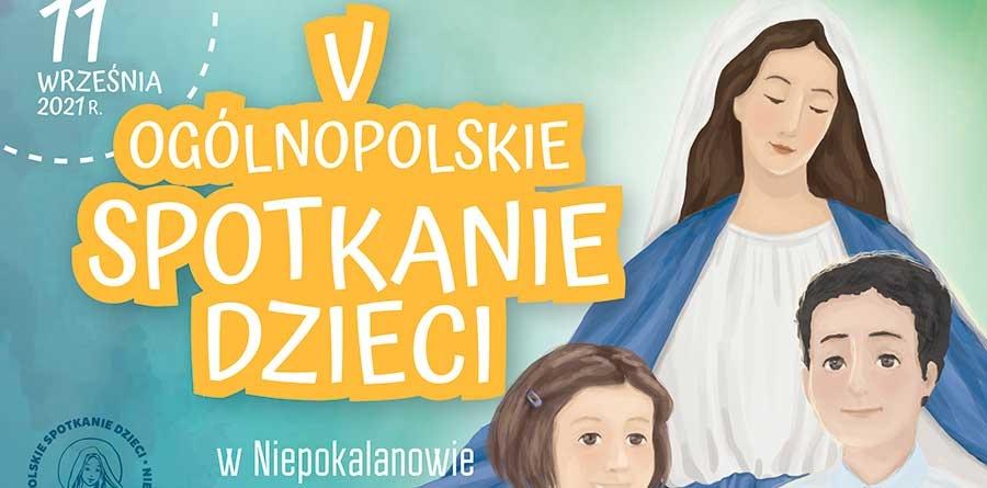 V Ogólnopolskie Spotkanie Dzieci - Grodzisk News