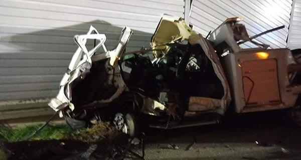 Wieczorny wypadek na trasie S8, jeden z kierowców w szpitalu [FOTO] - Grodzisk News