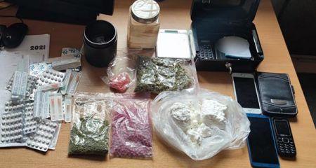 Zatrzymany za posiadanie prawie 600 gramów narkotyków - Grodzisk News