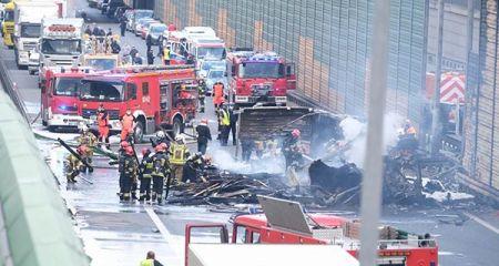 Ćwiczenia strażaków w razie wypadku na S8, będą utrudnienia - Grodzisk News