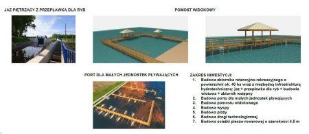 Jest koncepcja zbiornika w Chlebni - Grodzisk News