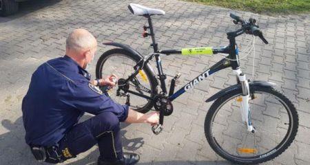 Milanówek. Czas na znakowanie rowerów do końca października - Grodzisk News