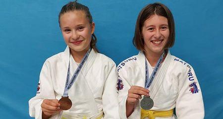 Młode wojowniczki z Grodziska z medalami na międzynarodowych zawodach - Grodzisk News