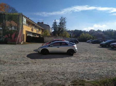 Parking przy pl. Króla Zygmunta Starego po nowemu. Wkrótce przetarg [FOTO] - Grodzisk News