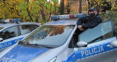 Policjant zatrzymał pijanego kierowcę w dniu wolnym od służby - Grodzisk News