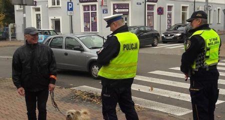 Straż miejska i policja wspólnie o bezpieczeństwie w Milanówku - Grodzisk News