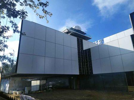 Zaglądamy na budowę centrum aktywizacji w Grodzisku [FOTO] - Grodzisk News