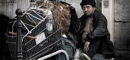 Pamiętajmy o bezdomnych w mroźne dni i noce
