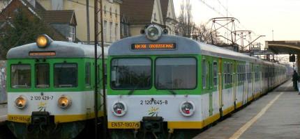 Stare pociągi pojeżdżą dłużej