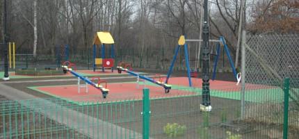 Nowe miejsce zabaw dla dzieci