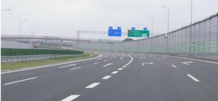 Kolizja na autostradzie