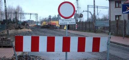 Tunel rośnie na Bałtyckiej
