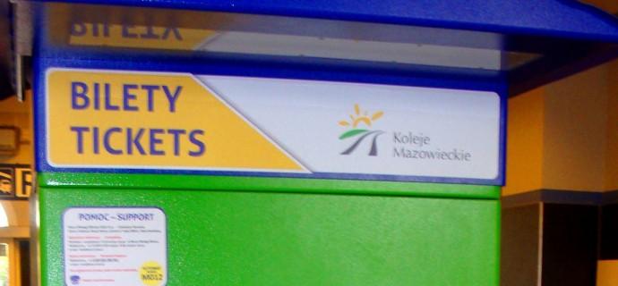 Koleje Mazowieckie też podnoszą ceny biletów