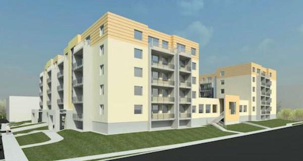 Przy Bairda stanie budynek na 103 mieszkania