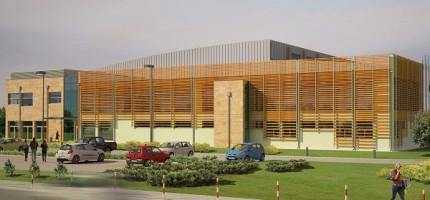 W Książenicach powstaje centrum sportu