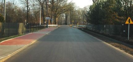 Nowe oblicze drogi do Radoń
