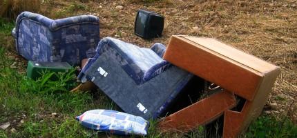 Zbiórka wielkogabarytów i elektroodpadów