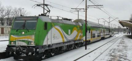 135 mln euro na rozwój kolei