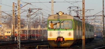 Popsuty pociąg i duże opóźnienia