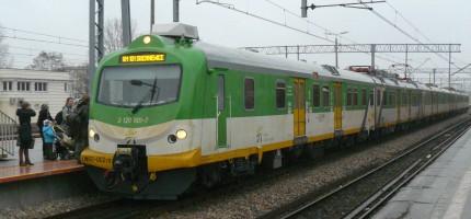 Koleje Mazowieckie z rozkładem na 2019 rok