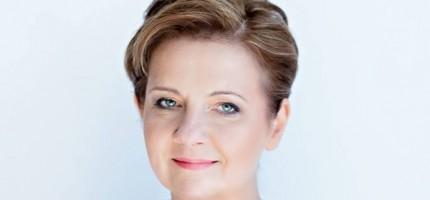 Wiesława Kwiatkowska już po ślubowaniu
