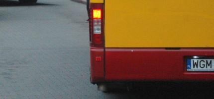 Miejski autobus zmieni trasę