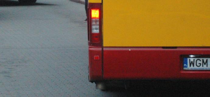 Dopłata dla powiatu na przewozy autobusowe