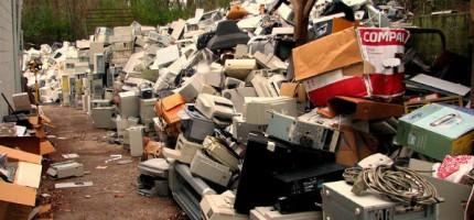 Zbiórka elektroodpadów w Milanówku
