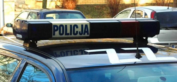 Zderzenie dwóch aut w Grodzisku