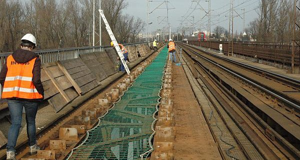 Przebudowa linii średnicowej potrwa do 2027 r.