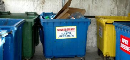 Wyższe stawki za śmieci