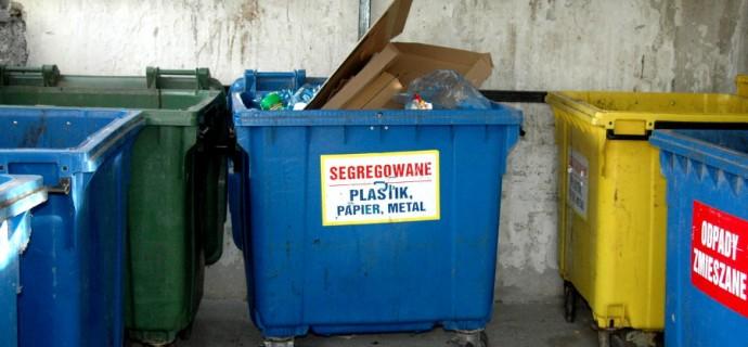 Nowe stawki za odbiór odpadów