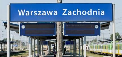 Warszawa Zachodnia zyska nowe oblicze