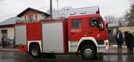 Nowy wóz dla strażackich ochotników