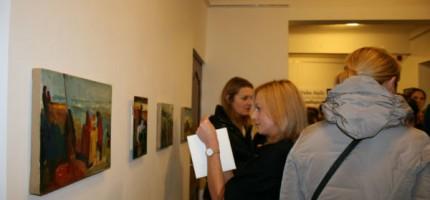 Wystawa malarstwa w Podkowie