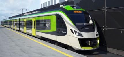 Takie pociągi niedługo będą jeździć do Grodziska