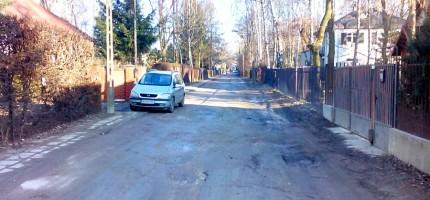 Dwie ulice do remontu