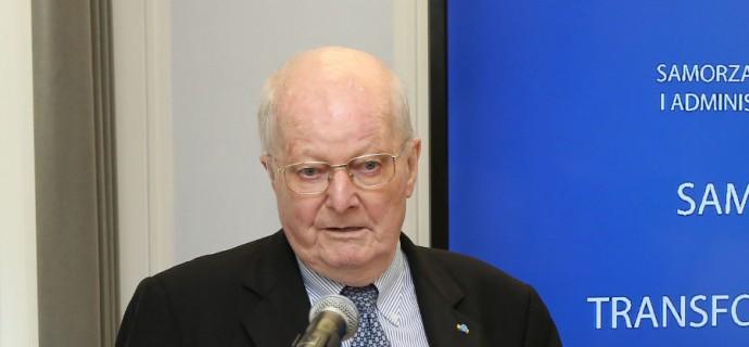 Zmarł prof. Jerzy Regulski
