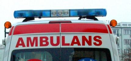 Wypadek na trasie poznańskiej. Tir zderzył się z osobówką