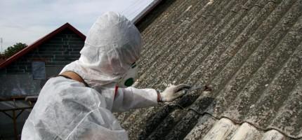 Pozbyli się ponad 6 tys. mkw azbestu