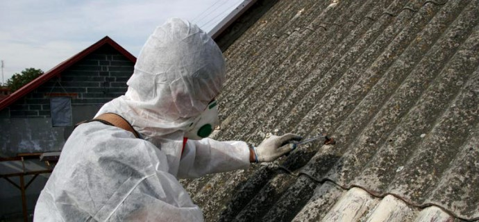 Usuną ponad 33 tony azbestu