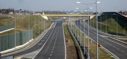 Autostrada A2 wciąż w budowie