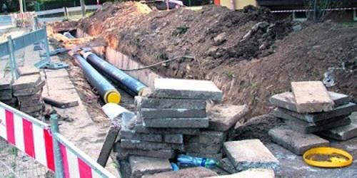 Przygotowania do budowy 11 kilometrów sieci wodociągowej