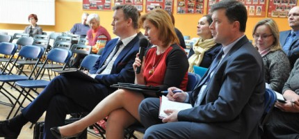 Przebudowa dróg uspójni komunikację w PTO