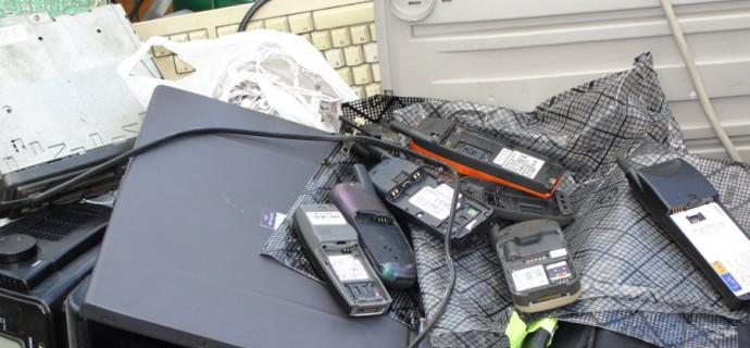 Zbiórka wielkogabarytów i zużytego sprzętu AGD i RTV