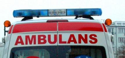 Wypadek na krajowej ósemce. Śmigłowiec LPR wezwany do rannych