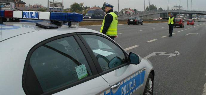 Grodziscy policjanci podsumowali majówkę na drogach